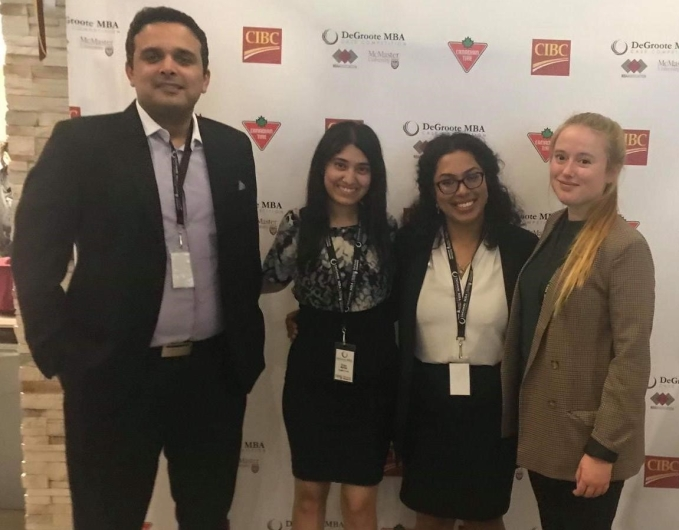 Hall of Fame – JMSB MBA Case Competition Committee